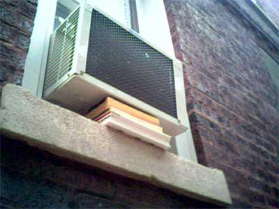 book air conditioning