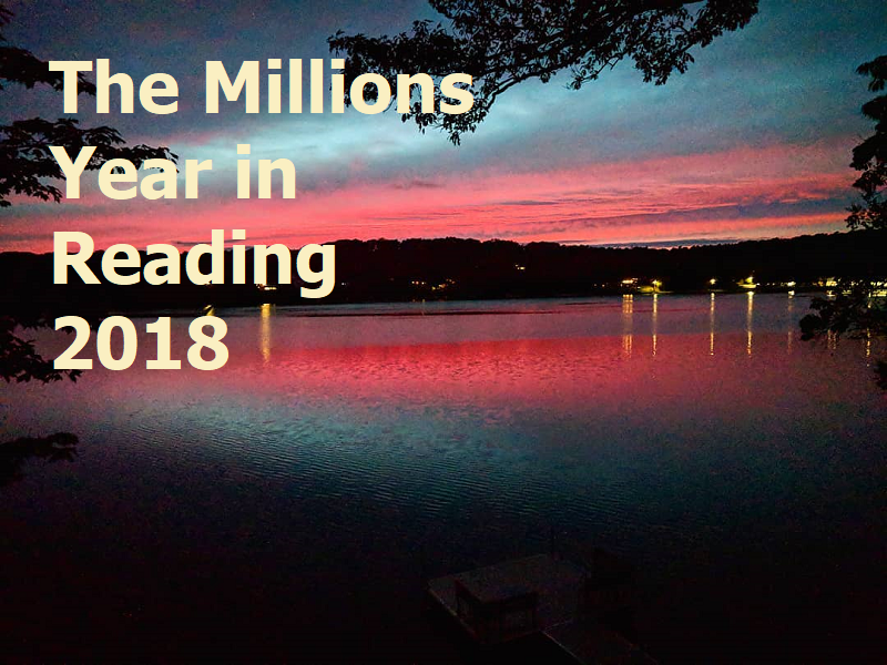 this is the 14th year that the year in reading series has run at the millions its the third year that ive blearily written the introduction to kick off