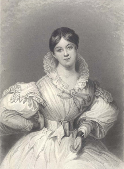 A 19th-Century It Girl
