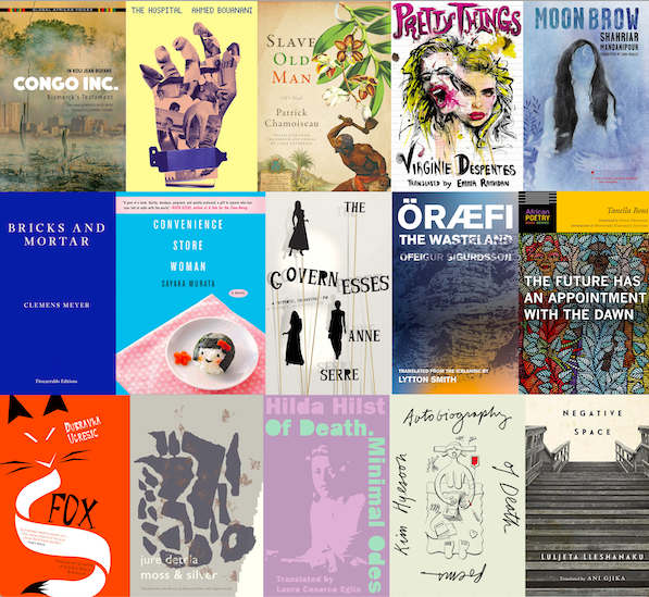 Best Translated Book Awards Names 2019 Finalists - The Millions