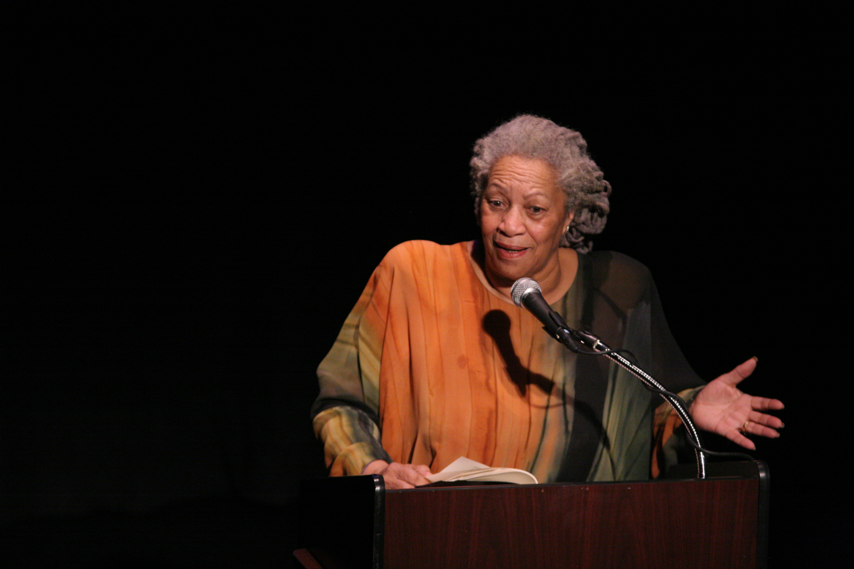 Toni Morrison In Her Own Words