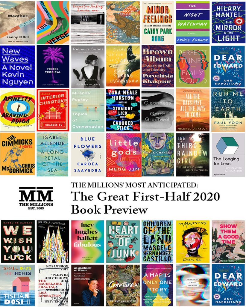 Most Anticipated The Great First Half 2020 Book Preview