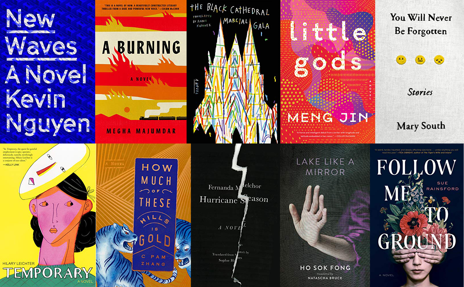 Writers to Watch: Spring 2020