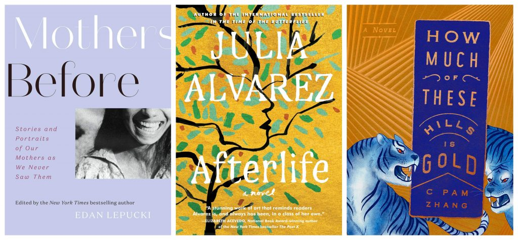 Tuesday New Release Day: Starring Alvarez, Zhang, Scanlan, Lepucki, and More