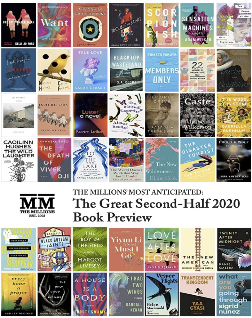 Most Anticipated: The Great Second-Half 2020 Book Preview - The Millions